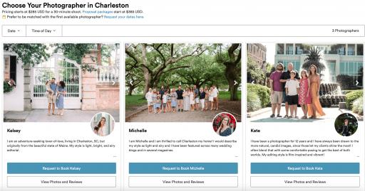 Charleston Family Photographers - Flytographer