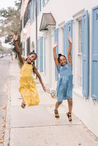 Charleston Family Photographers - Girls
