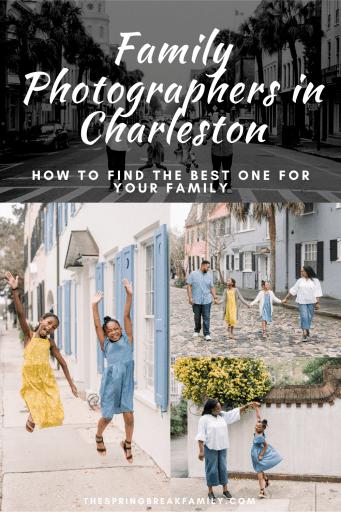 Family Photographer Charleston - Pinterest