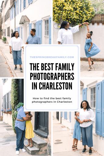 Family Photographers Charleston - Pinterest