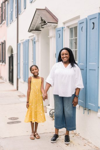 Family Photographers in Charleston SC - Princess