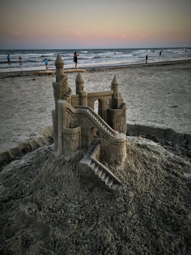 Free Things to do in Galveston - Sandcastle Days
