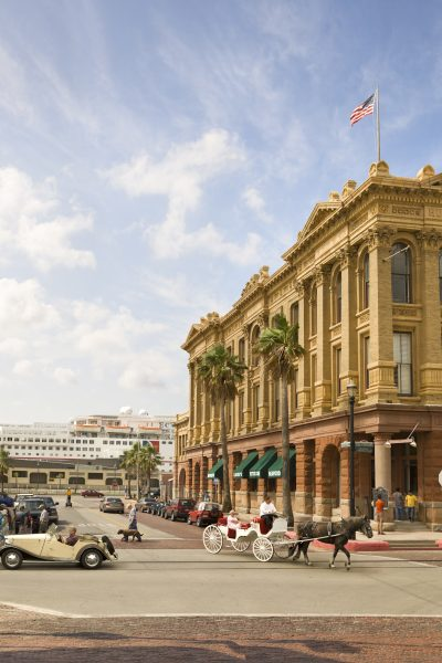 Free Things to do in Galveston - The Strand