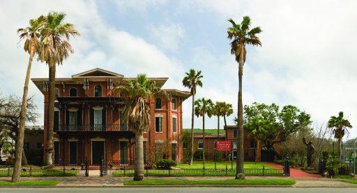 Free things to do in Galveston - Ashton Villa