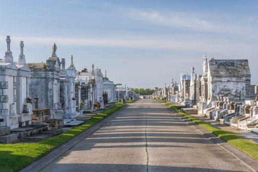 Best Halloween Towns - New Orleans